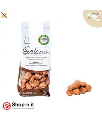 Prachidì, praline peanuts
