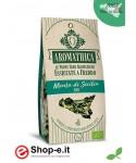 Organic dried cold mint