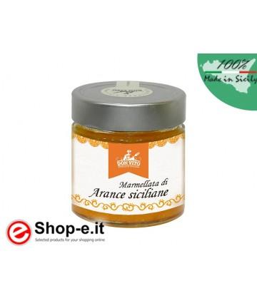 (6 Stk.) Sizilianische Orangenmarmelade