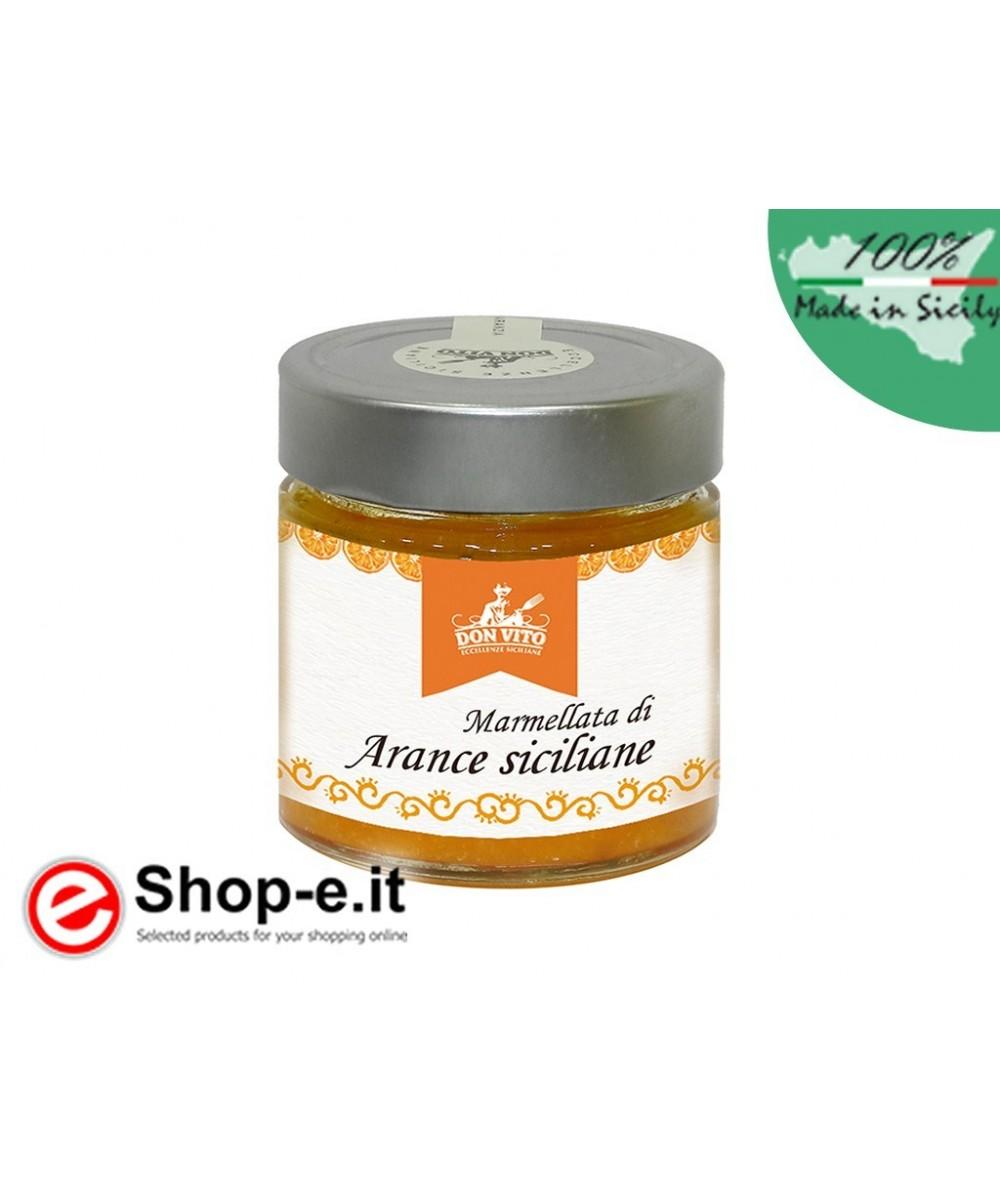 (6 pcs) Sicilian orange marmalade