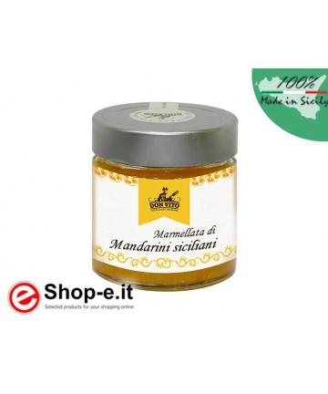 Sicilian mandarin marmalade