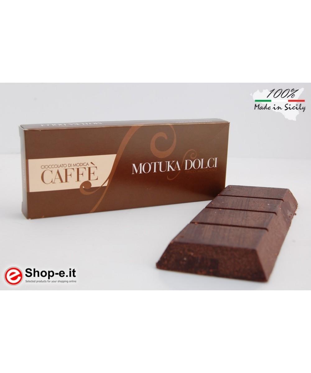 100 gr. Modica coffee chocolate