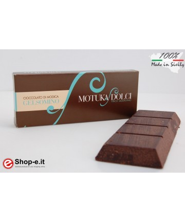jasmine Modica chocolate