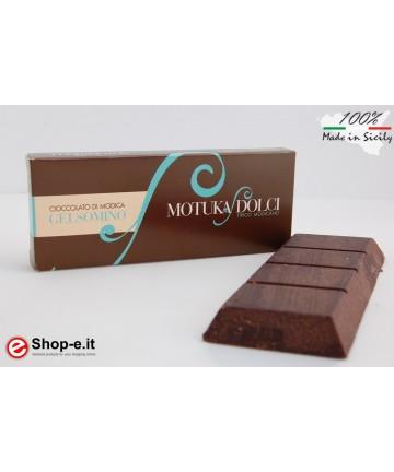 Cioccolato di Modica al gelsomino