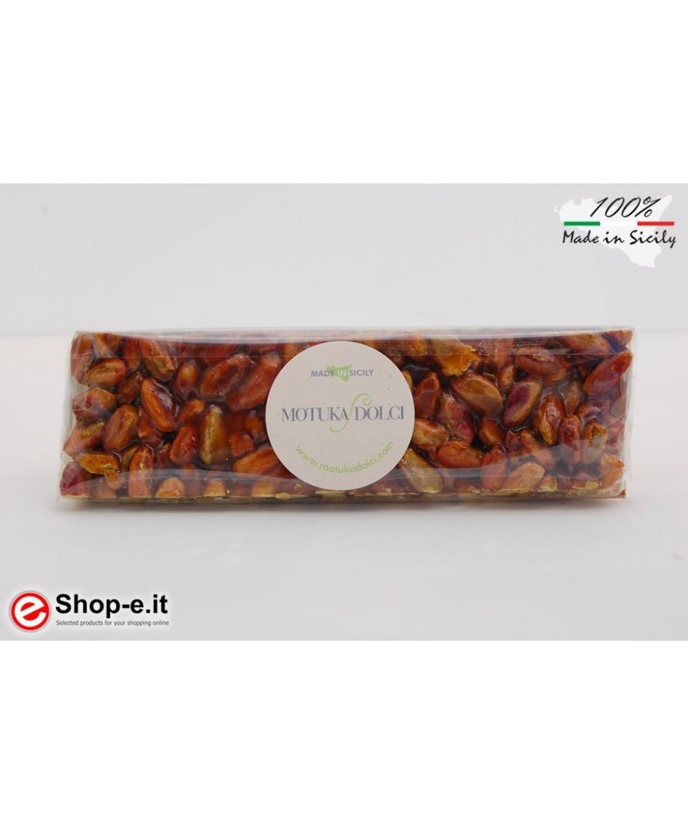 Pistachio nougat 80 grams