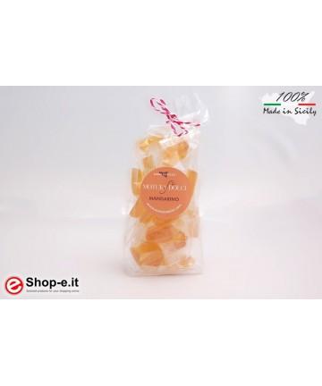 Handgemachte Mandarin Bonbons