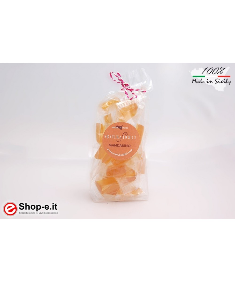 Caramelle al mandarino