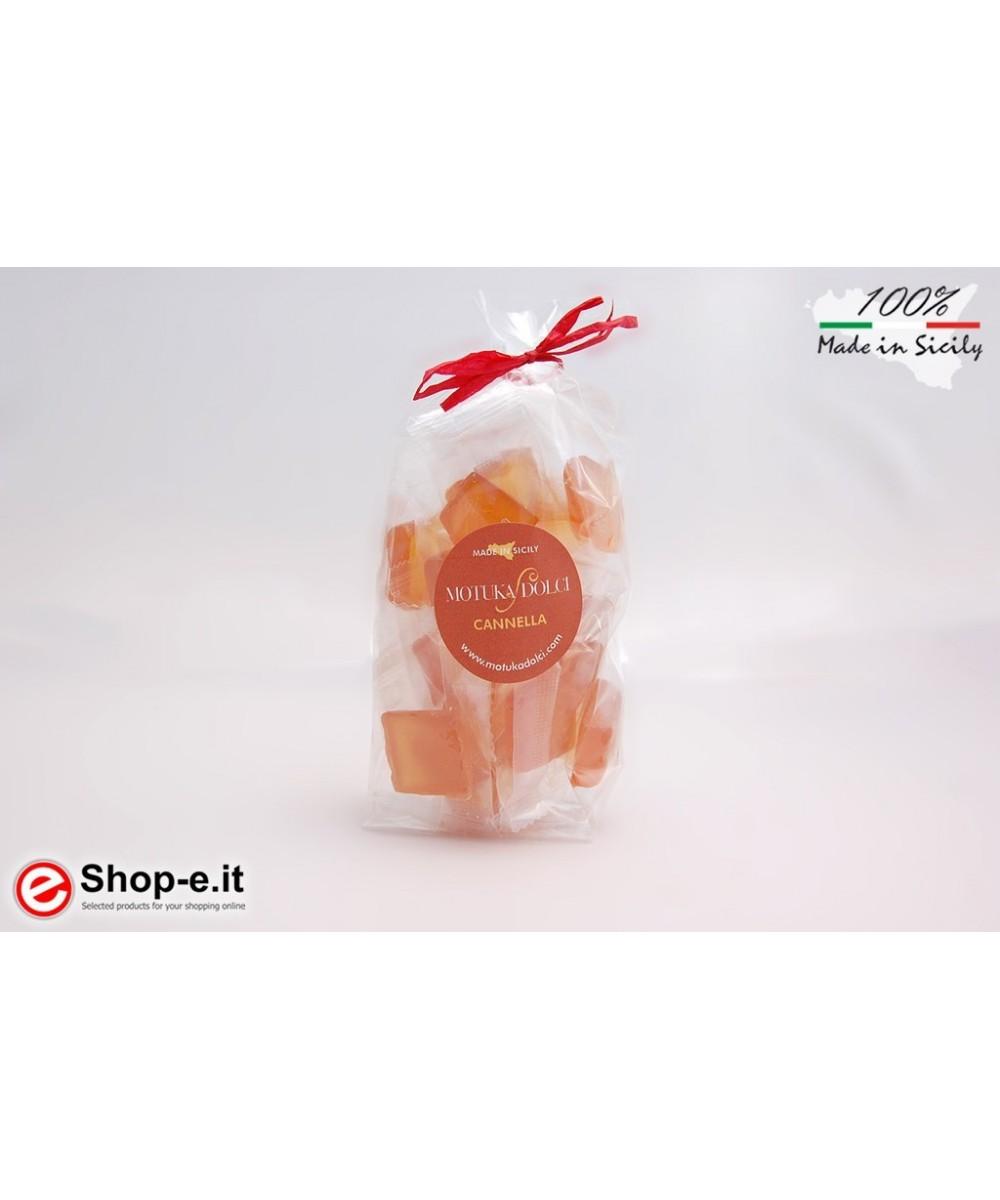 Handcrafted 100 grams cinnamon candies