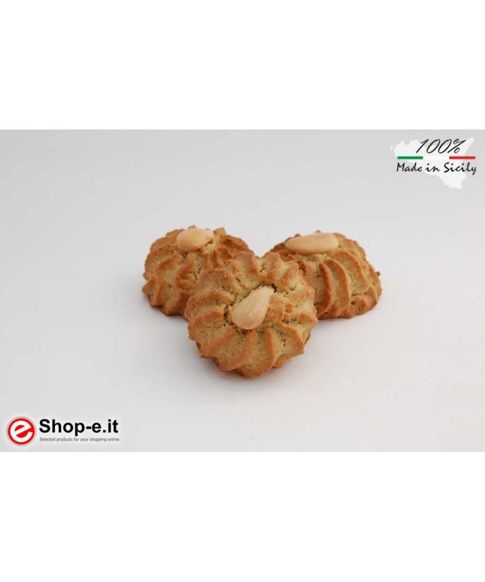 1 kg Sicilian almond ricci with pistachio