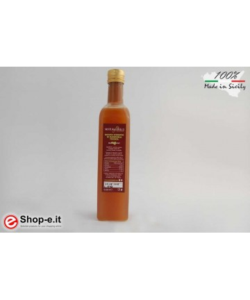Roasted almond syrup