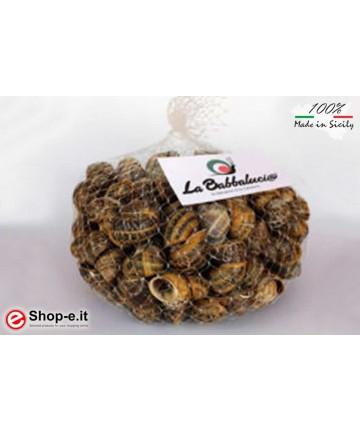 Gastronomy snails