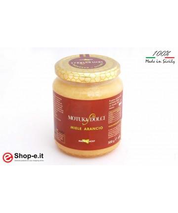Orange Zagara Honey