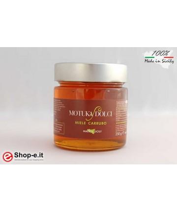 Miele di carrubo da 250 grammi