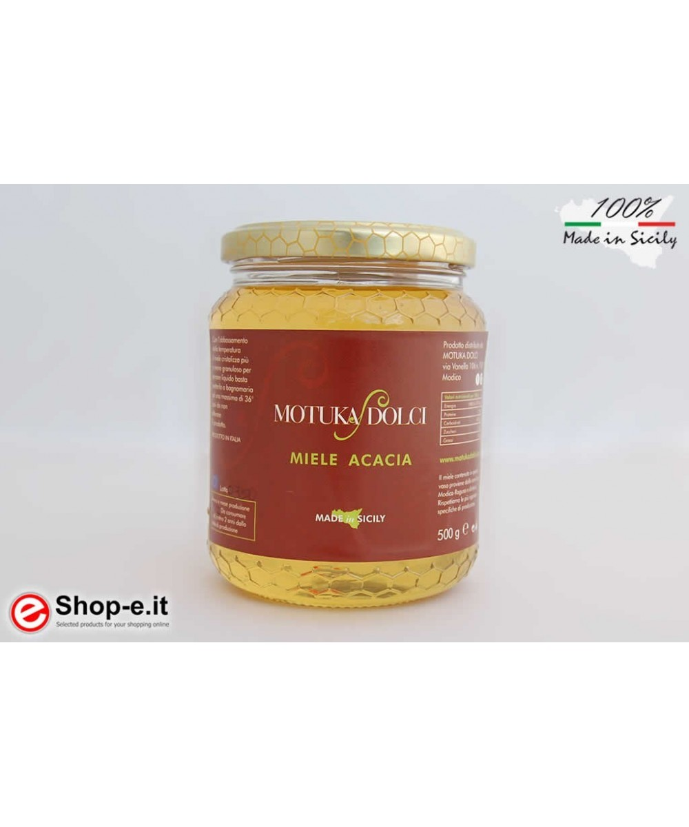 Acacia honey 250 grams