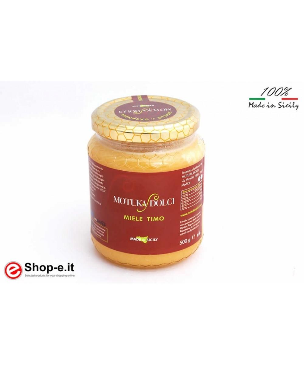 Thyme honey 500 grams