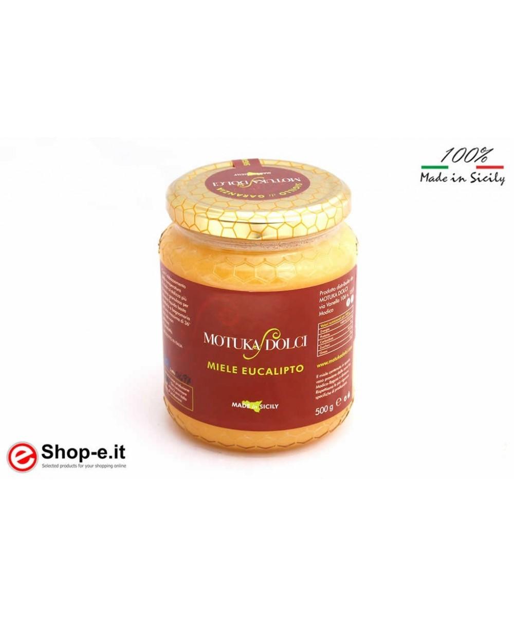 Eucalyptus honey 500 grams
