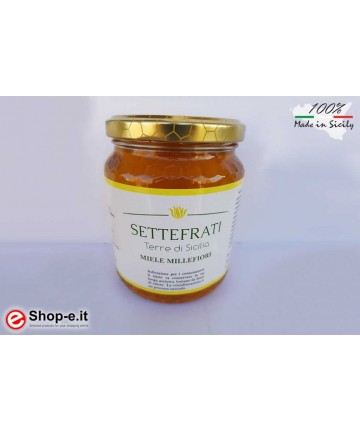 Sizilianischer Millefiori Honig