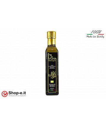 Olio Extra Vergine di Oliva da coltivazione biologica