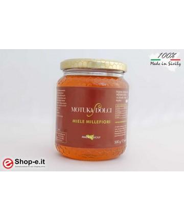 Miele Millefiori da 250 grammi