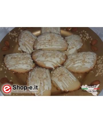 CASSATELLA with 1 kg white almond