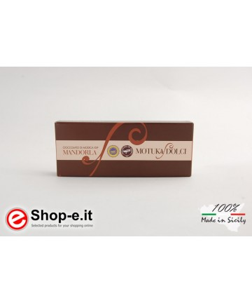 Modica almond chocolate