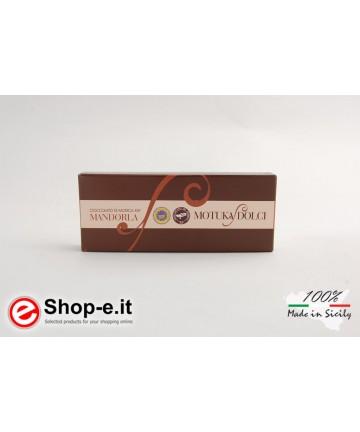 Cioccolato di Modica alla mandorla