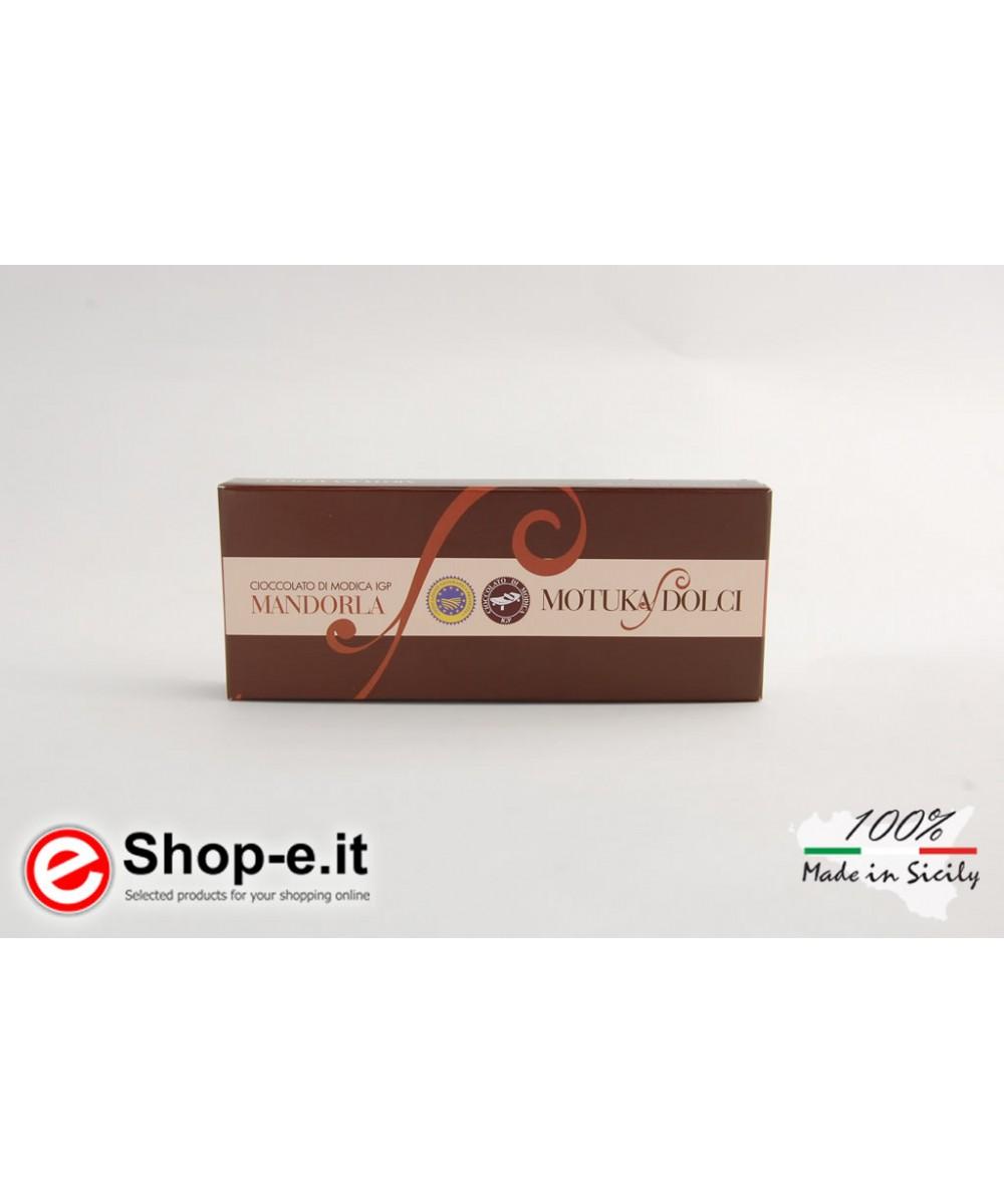 100g Modica Mandelschokolade