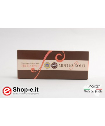 100 grams Modica carob chocolate