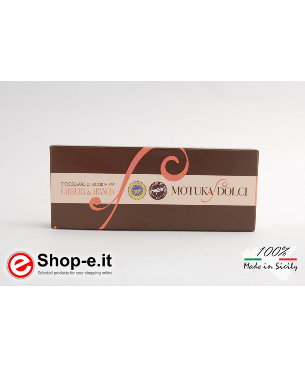 100 grams Modica carob chocolate