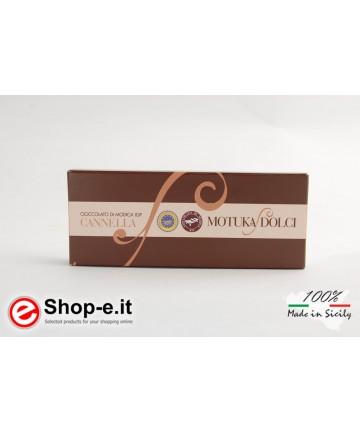 100g Modica Cinnamon Chocolate
