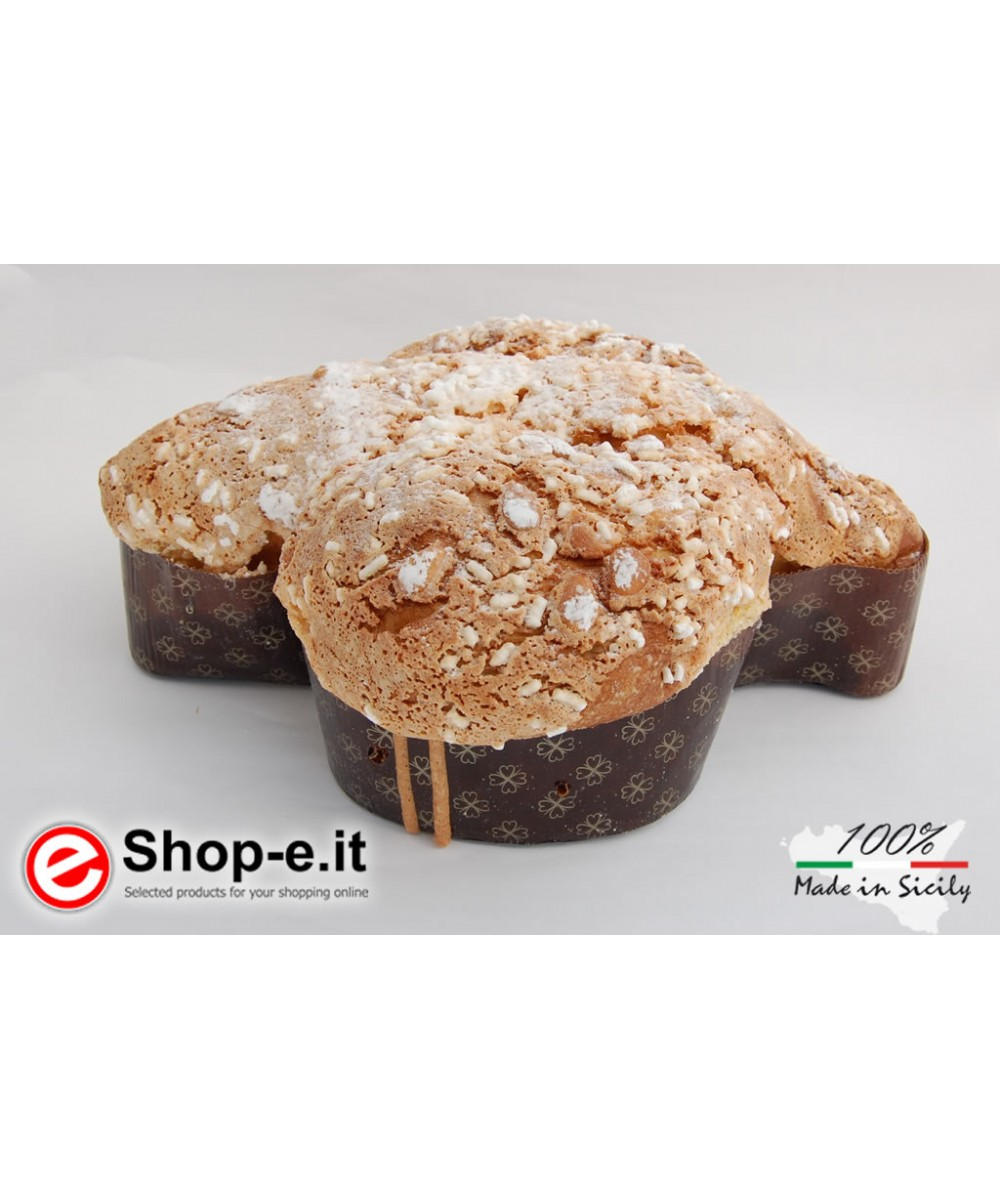 TRADITIONAL ARTISAN COLOMBA OF 1 KG