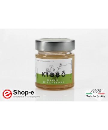 Wildflower honey from Sicilian black bee