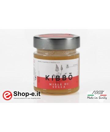 Honig von an der sizilianischen schwarzen Biene