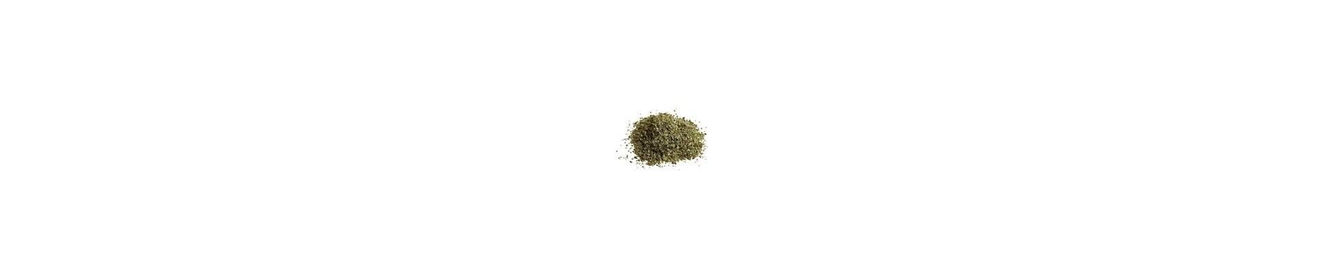 Thymian, Salbei, Rosmarin, Minze und Oregano aus biologischem Anbau