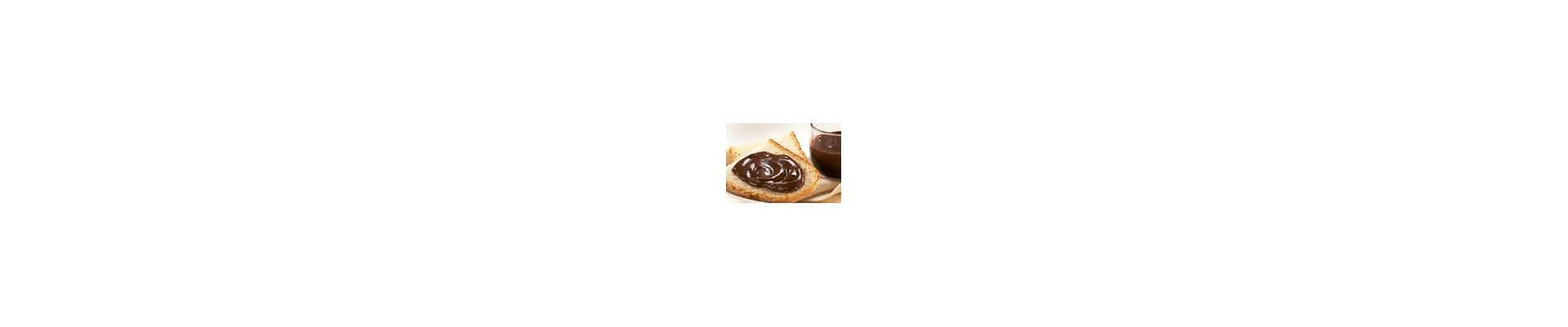 Spreadable cream with Modica chocolate