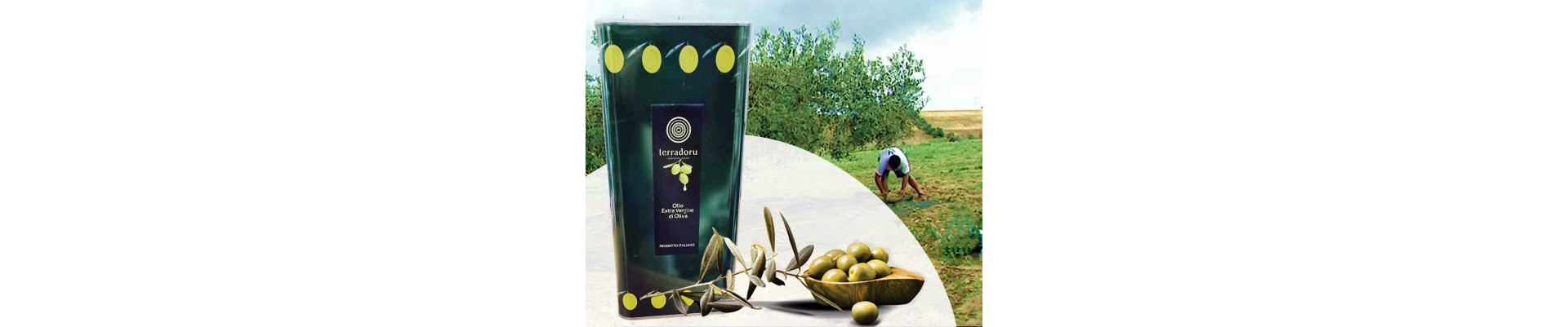 Olio extra vergine di oliva siciliano