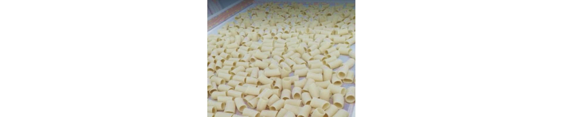 Pasta artigianale di solo grano duro siciliano da filiera certificata
