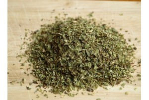 Sicily, the processing of oregano in the Iblei